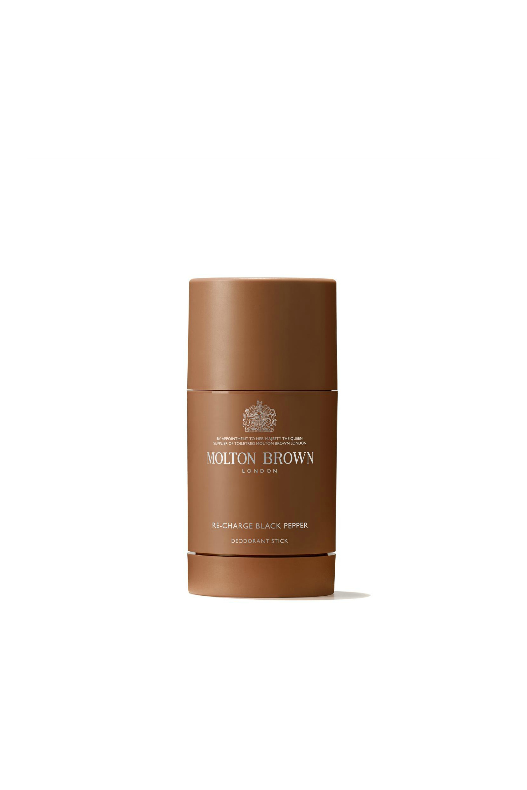 Molton Brown Re-charge Black Pepper Deodorant Stick - Front Full Image
