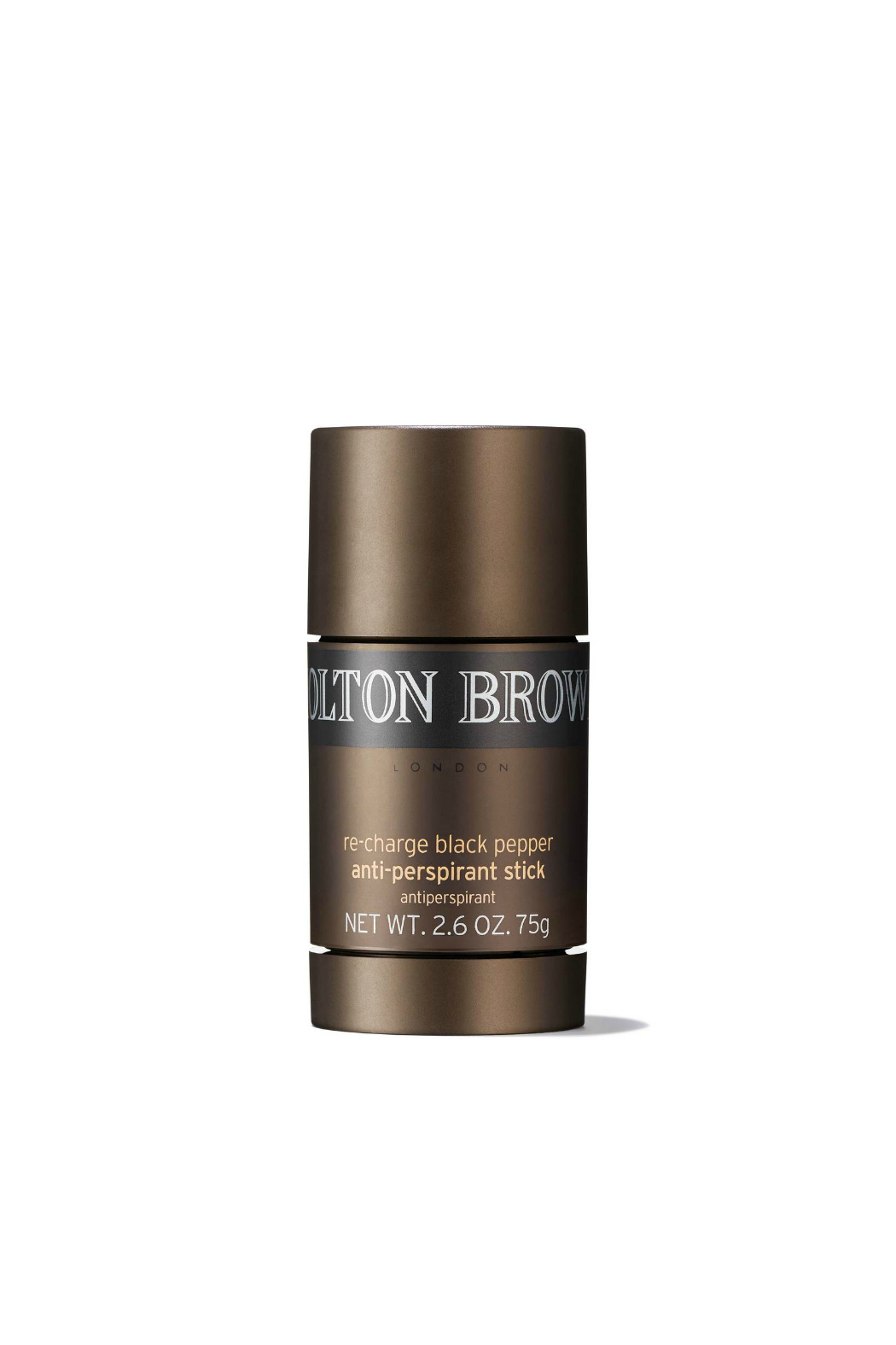 Molton Brown Re-charge Black Pepper Anti-perspirant Stick - Main Image