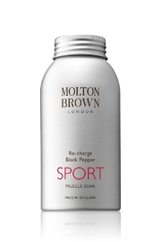 Molton Brown Re-charge Black Pepper SPORT Muscle Soak - Product Mini Image