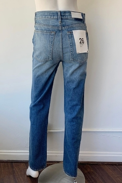 RE/DONE High Rise Loose Jeans - Alternate List Image