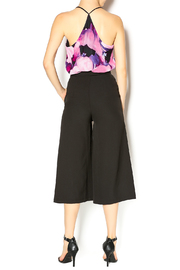 re:named Black Culottes - Side cropped