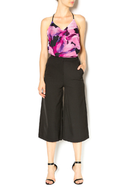 re:named Black Culottes - Front full body