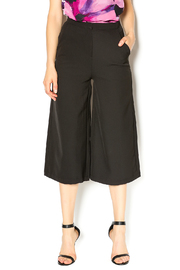 re:named Black Culottes - Front cropped