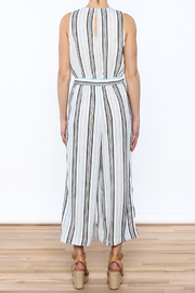 re:named Hampton's Culotte Jumpsuit - Back cropped