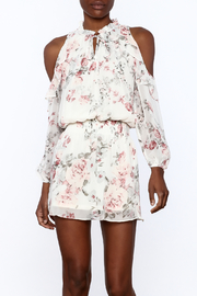 re:named Lightweight Floral Dress - Product Mini Image