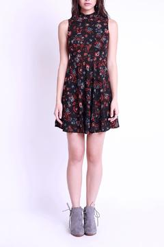 Shoptiques Product: Paisley Black Dress