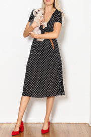 re:named Polka Dots Dress - Side cropped