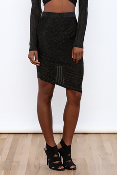 re:named Sheer Pencil Skirt - Product List Image