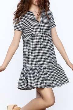 re:named Classic Checkered Dress - Product List Image