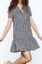 re:named Classic Checkered Dress - Product Mini Image