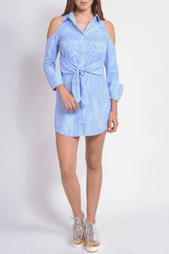 re:named Stripes Shirt Dress - Product List Image