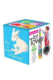 Eeboo Read To Me Tot Tower - Product Mini Image