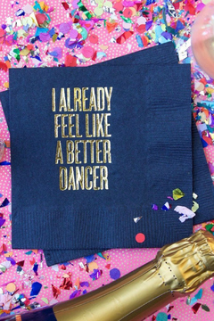 Shoptiques Product: Better Dancer Napkins
