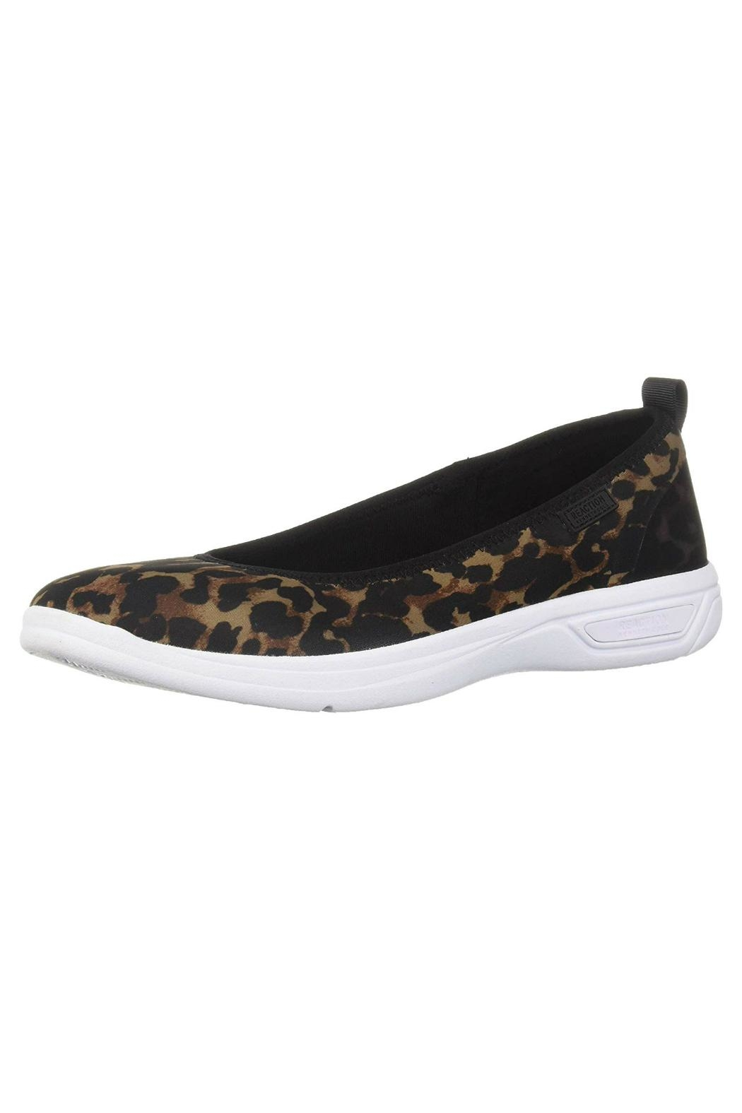 Kenneth Cole Reaction Ready Ballet Leopard - Main Image