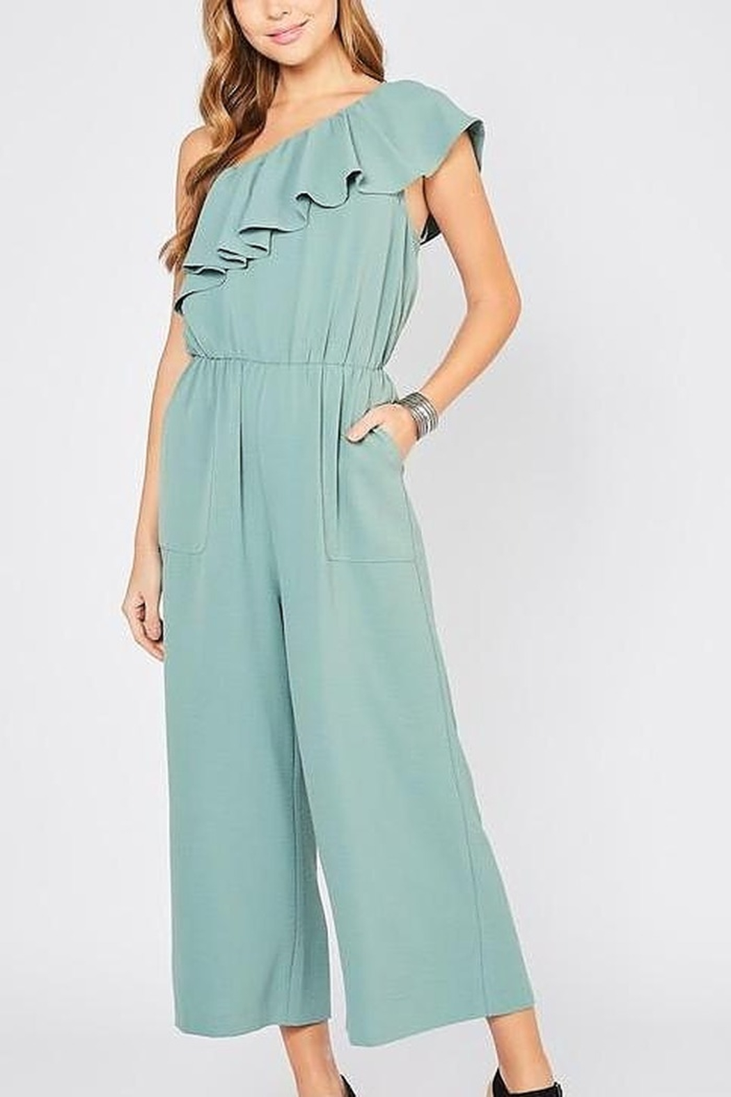 Entro Ready for Fun jumpsuit - Front Cropped Image