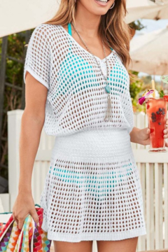 Shoptiques Product: Ready for Sun Swimsuit Cover Up