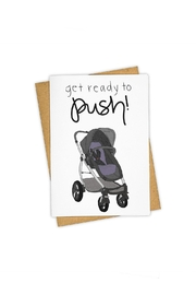 TAYHAM Ready Push Card - Product Mini Image