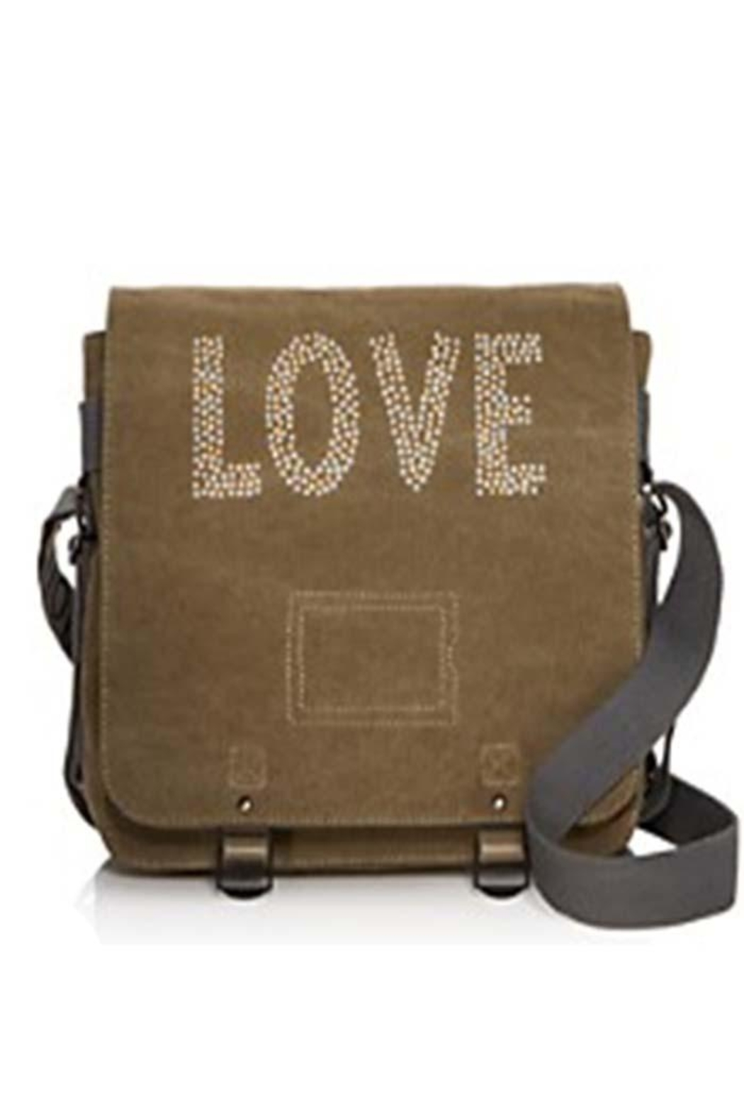 Zadig & Voltaire Readymade Canvas Clous - Main Image