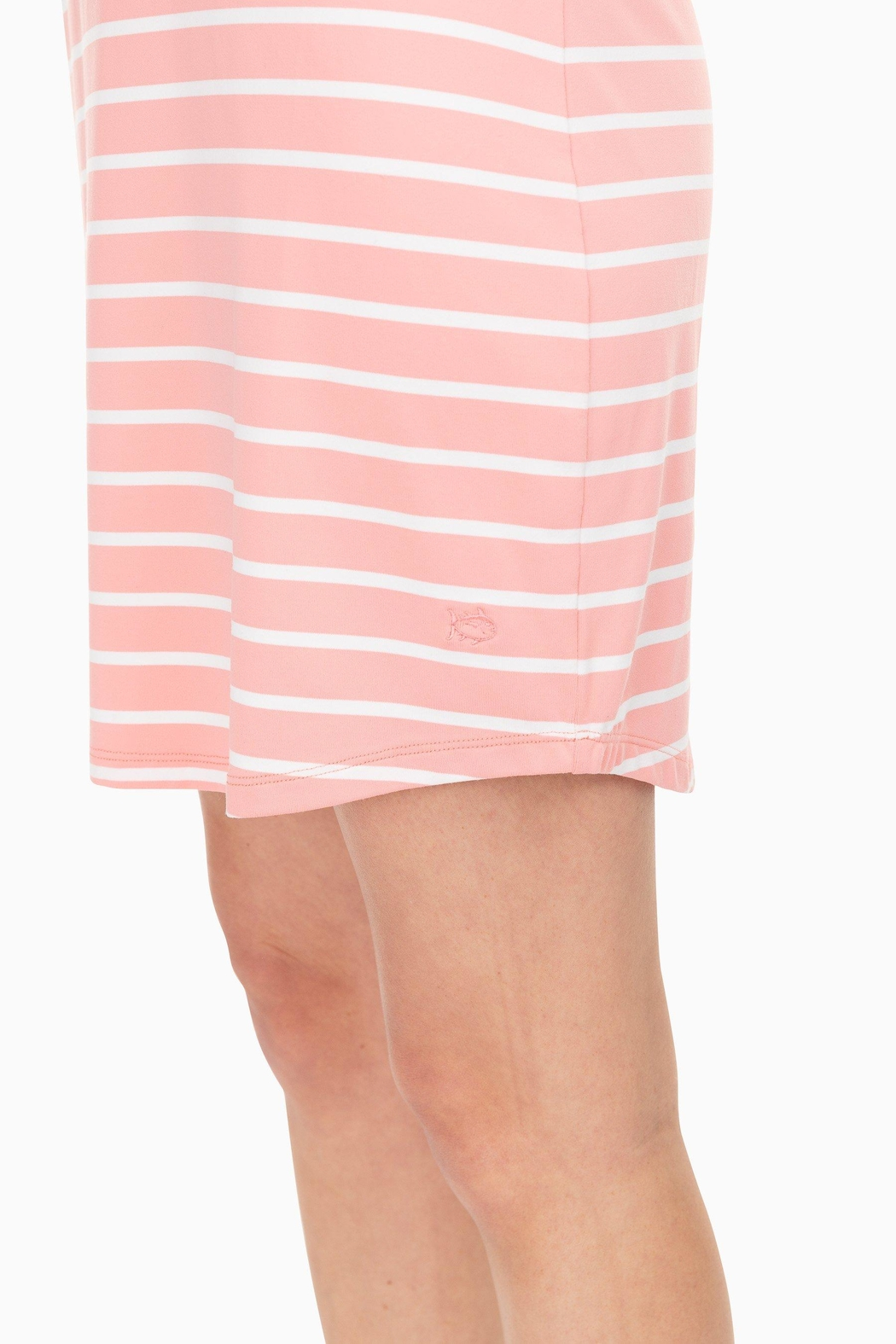Southern Tide Reagan Performance Dress - Back Cropped Image