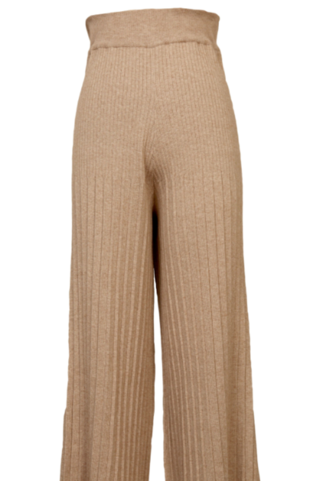 Line & Dot Reagan Ribbed Sweater Pant - Front Cropped Image