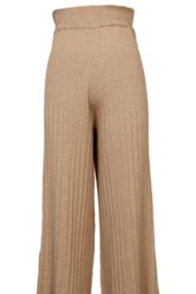Line & Dot Reagan Ribbed Sweater Pant - Product Mini Image