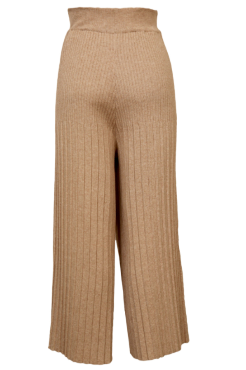 Line & Dot Reagan Ribbed Sweater Pant - Front Full Image