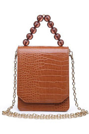 Urban Expressions Reagan Vegan Leather Crossbody - Front cropped