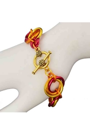 Rebeca Mojica Knotted Metal Bracelet - Product Mini Image