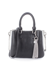 Joseph Ribkoff Rebecca Black Satchel - Product Mini Image