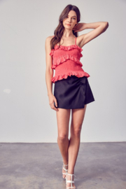 Do & Be Rebecca Ruffle Top - Other
