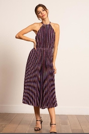 Lucy Paris Rebecca Stripe Dress - Product Mini Image