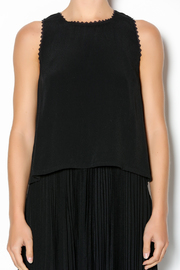 Rebecca Taylor Crepe Pleat Dress - Other