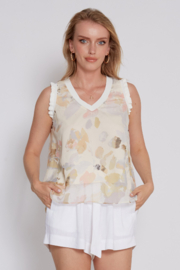 another love  Rebecca Water Color Top - Product Mini Image