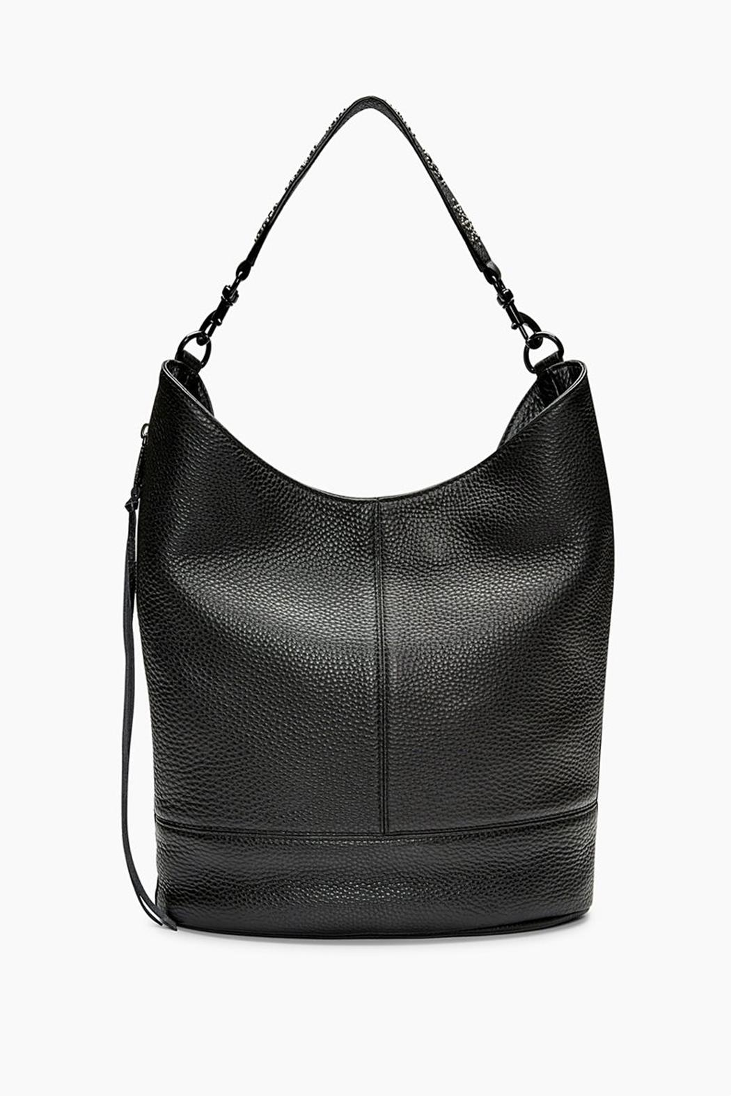770170c54e1 Rebecca Minkoff Black Bucket Hobo from South Carolina by Baehr Feet ...
