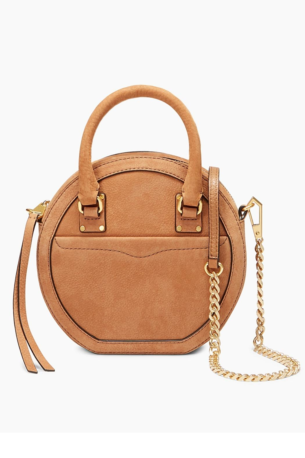 Rebecca Minkoff Bree Circle Bag - Front Cropped Image