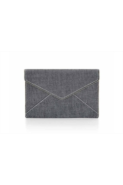 Rebecca Minkoff Denim Leo Clutch - Product List Image
