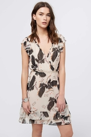 Rebecca Minkoff Dove Print Dress - Product Mini Image