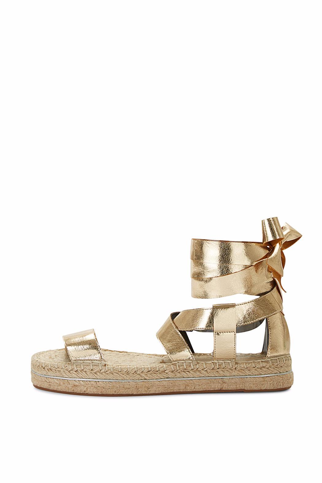 Rebecca Minkoff Gila Lace-Up Espadrille - Main Image