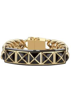 Rebecca Minkoff Gold Notification Bracelet - Product List Image