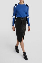 Rebecca Minkoff Janica Striped Sweater - Product Mini Image