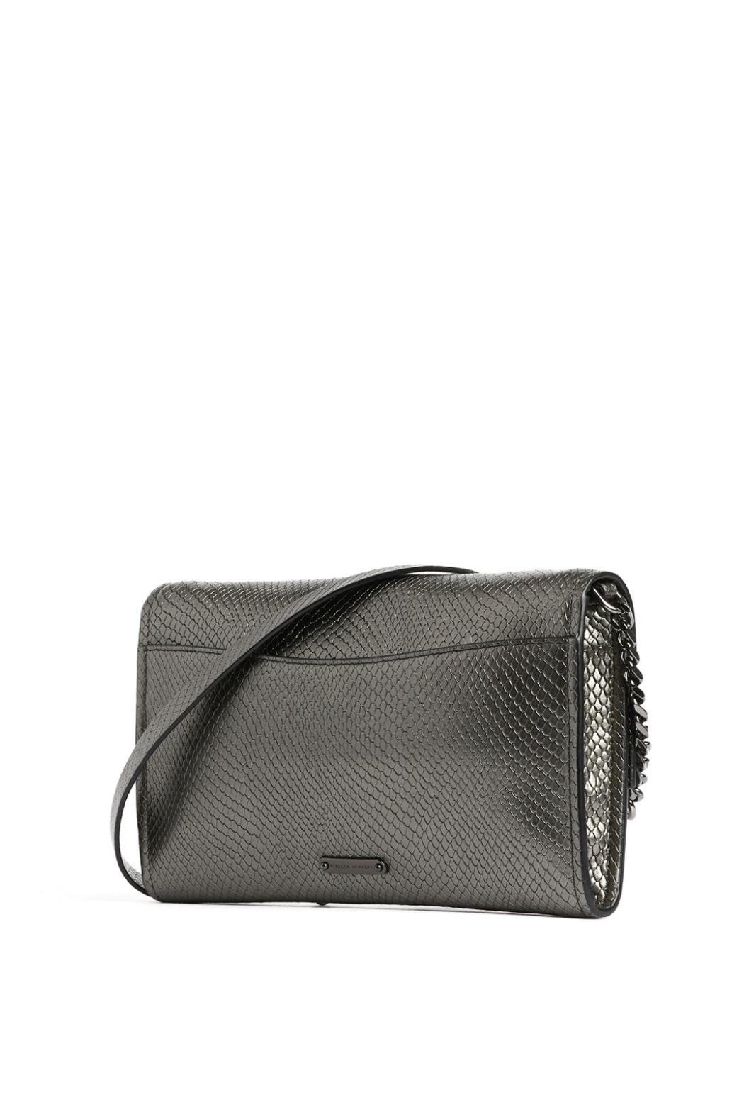 Rebecca Minkoff Jean Convertable Anthracite - Front Full Image