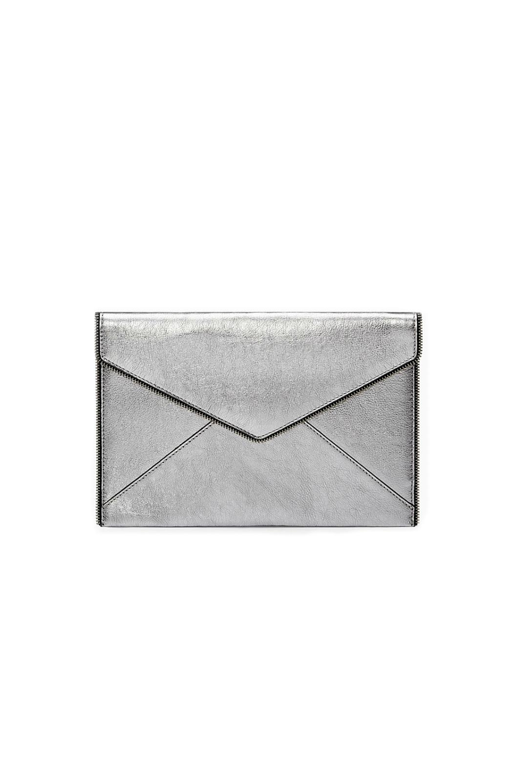 Rebecca Minkoff Leo Clutch - Front Cropped Image