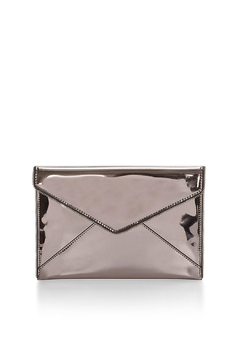 Shoptiques Product: Leo Clutch Nickel