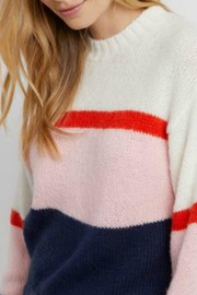 Rebecca Minkoff Liliana Striped Sweater - Front cropped