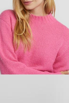 Rebecca Minkoff Lillian Pink Sweater - Alternate List Image