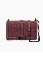 Rebecca Minkoff Love Embossed Xbody - Product Mini Image