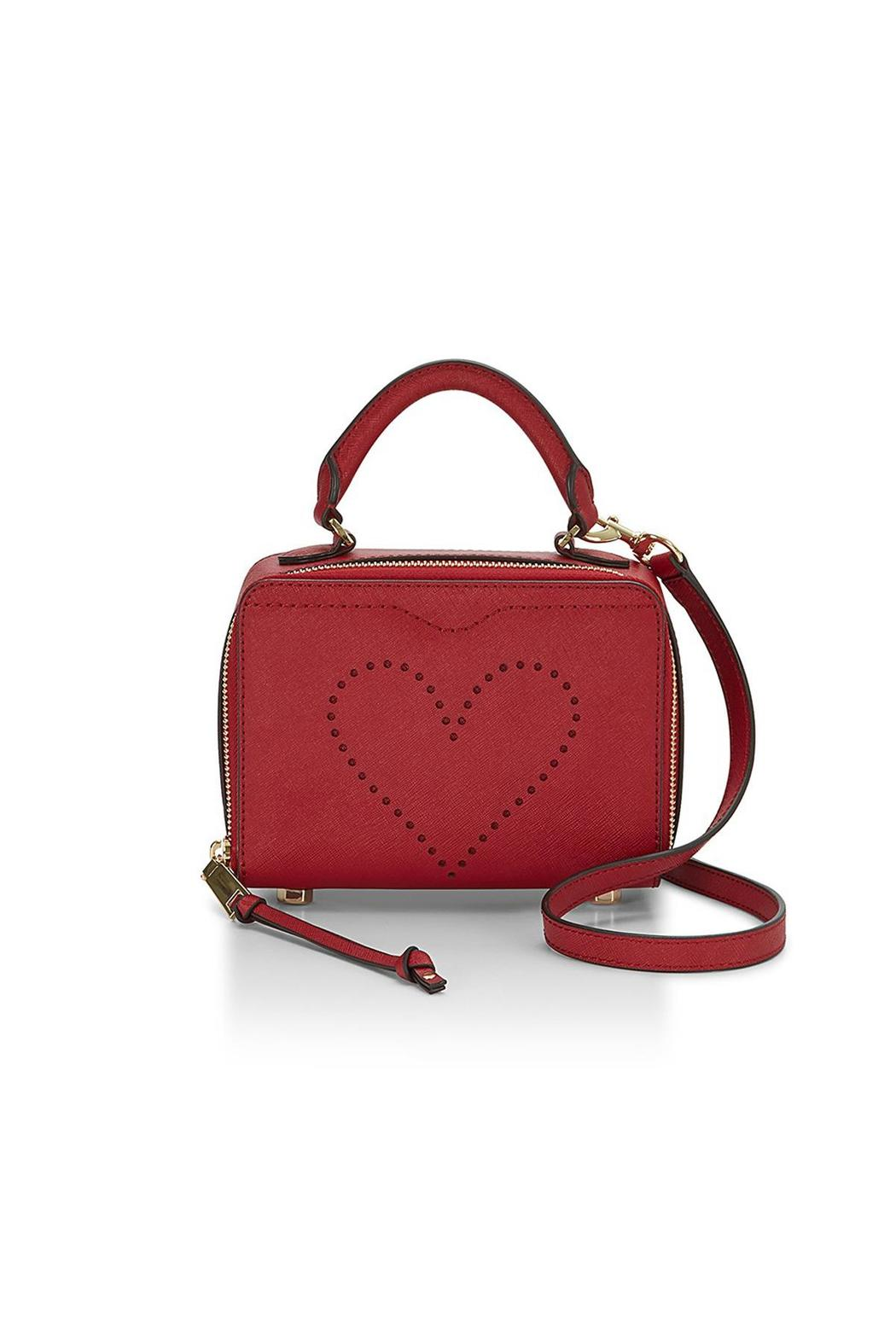 Rebecca Minkoff Love Perf Box Crossbody - Front Cropped Image