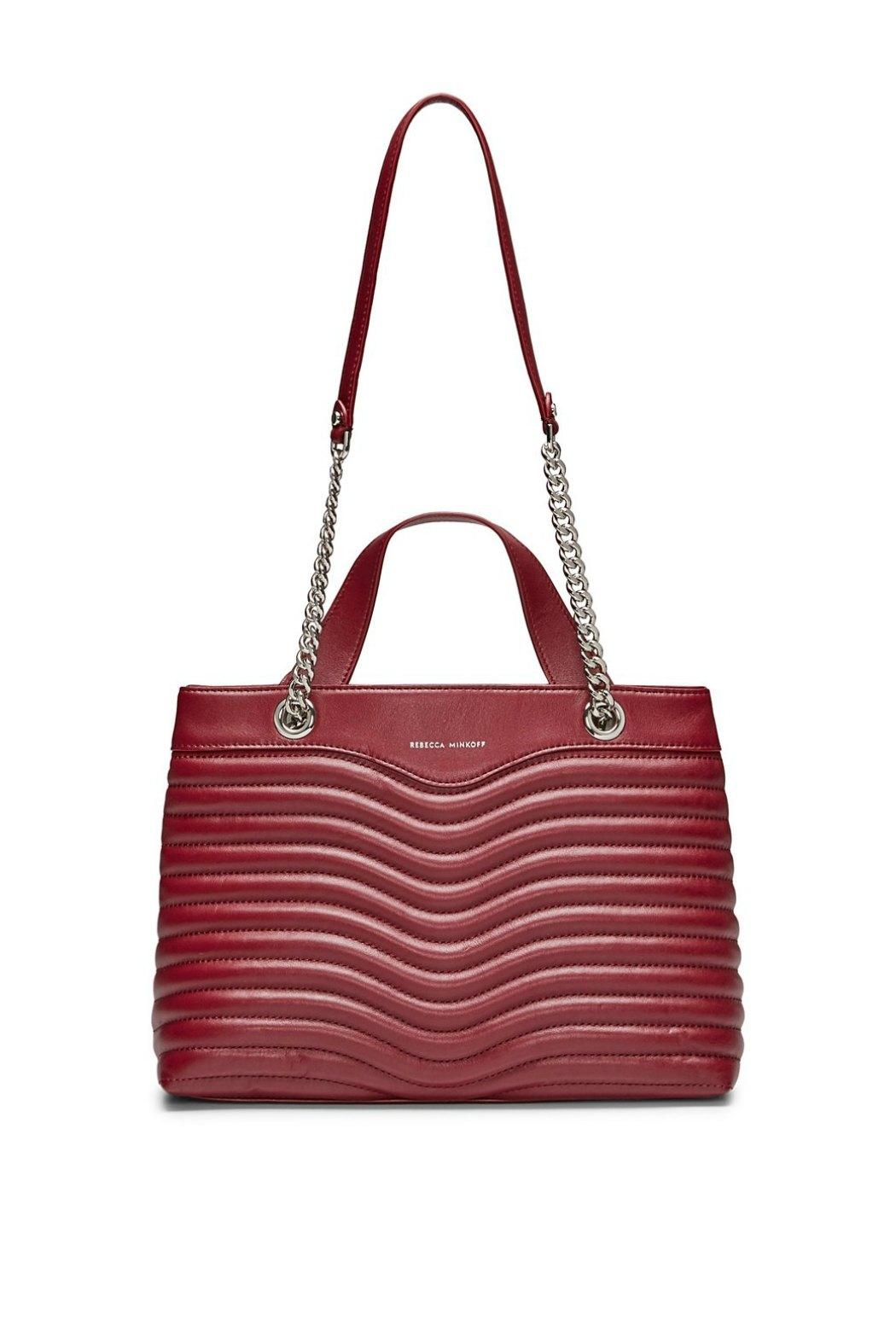 Rebecca Minkoff Mab Quilt Satchel - Front Cropped Image