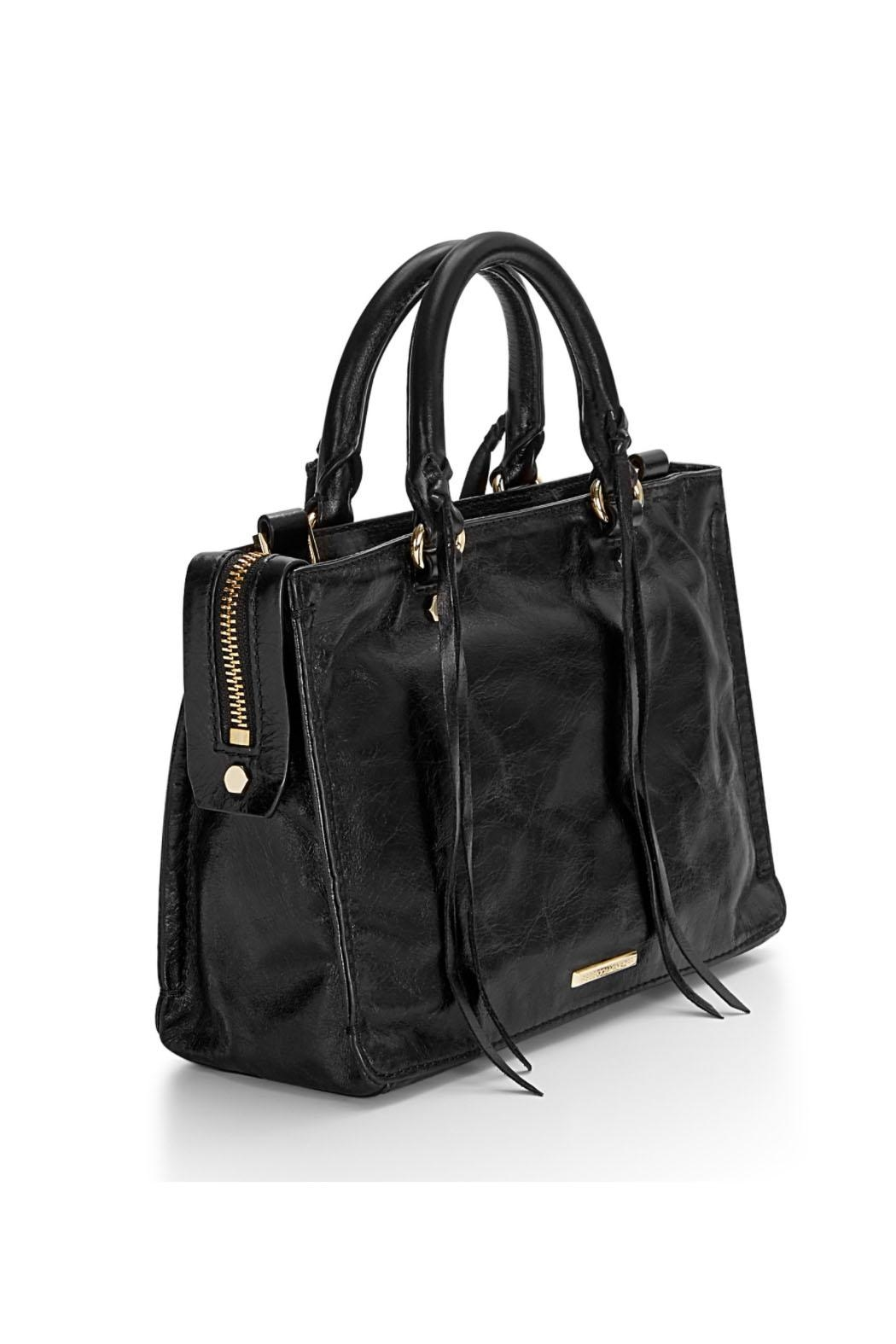 Rebecca Minkoff Micro Regan Satchel - Front Full Image
