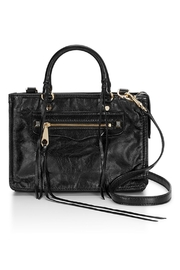 Rebecca Minkoff Micro Regan Satchel - Front cropped